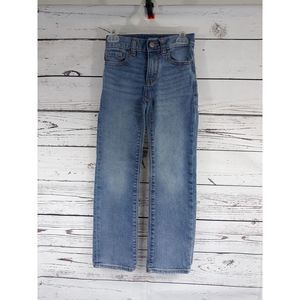 Old Navy Girls Jeans Straight  Droit 7 Slim Blue